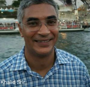 khaled srir
