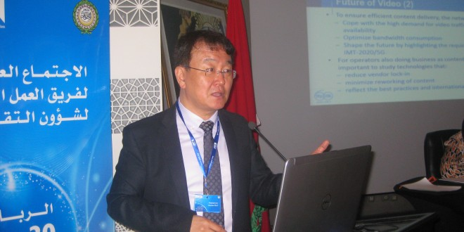 An interview with Mr.Chaesub Lee Director of the Standardization Bureau of ITU's Telecommunication