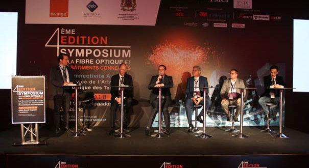 4ème symposium de la fibre optique et des bâtiments intelligents