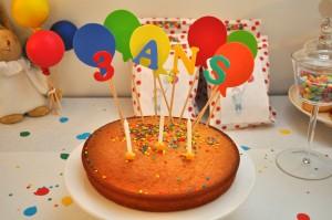 Images Gateau D'anniversaire 3 Ans Inspirational anniversaire th me ballons