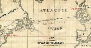 1858_Atlantic_Cable_Map
