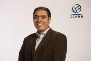 Baher Esmat VP of Global Stakeholder Engagement in the Middle East at ICANN.