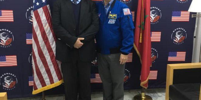 Entretien avec l'astronaute Daniel Tani.