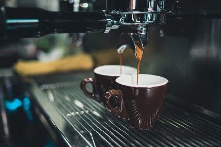 La technologie «Internet des objets» appliquée aux machines à café professionnelles