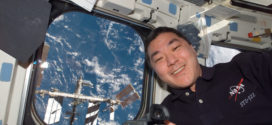 Interview with astronaut Daniel Tani