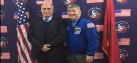 Entretien avec l'astronaute Daniel Tani réalisé par Ahmed Khaouja.