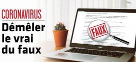 Les usagers des réseaux face aux fakes news