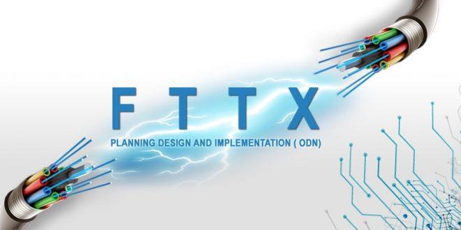Les réseaux d'accès FTTX