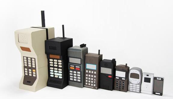 The Evolution of telecom networks