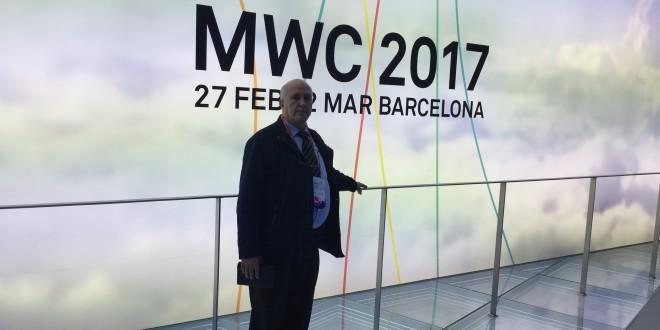 Le compte rendu  d'étonnement du Mobile World Congress 2017