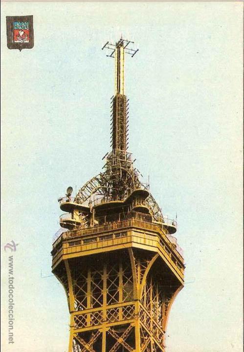 La tour Eiffel a été utile dans la transmission radio notamment entre Casa et Paris dès 1907.