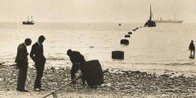 Les câbles sous-marins de 1850 à nos jours.