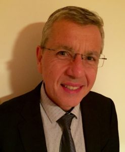 M. Didier Dillard, ingénieur Polytechnicien (1981), ingénieur Telecom de l'ENST de Paris et Directeur Général de Marine Orange