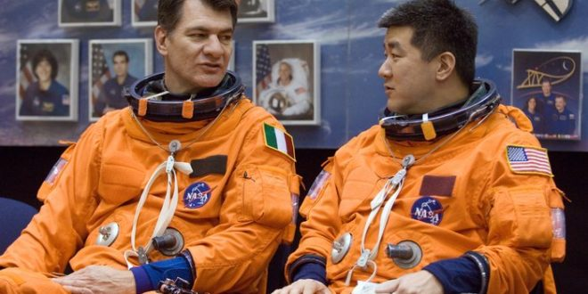 Synthesis of the conference of astronaut Tani Daniel in Rabat His travels and his life in the International Space Station (ISS)