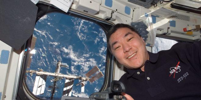 Interview with astronaut Daniel Tani