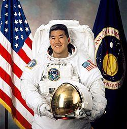 M. Daniel Tani prêt pour un voyage dans l'espace