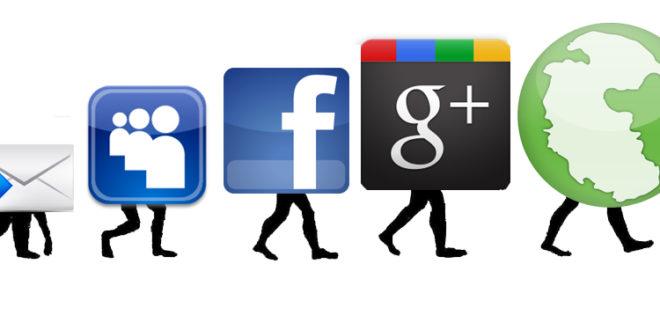 Interview par rapport à l'évolution des réseaux sociaux  avec M. René Serres, consultant télécoms et expert en réseaux sociaux