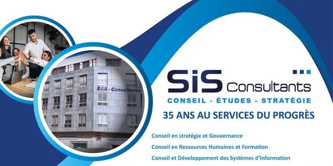 Présentation SIS Consultants,  Cabinet d'étude, du Conseil et de l'ingénierie.