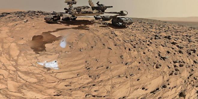 Télécoms et fréquences utilisées dans l'exploration de la planète Mars.